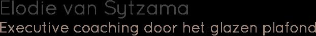 Elodie van Sytzama Logo
