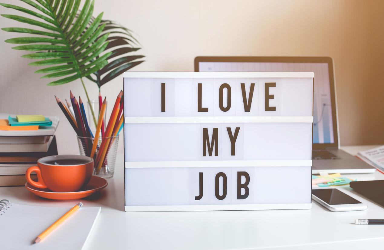 Liefde en werkgeluk